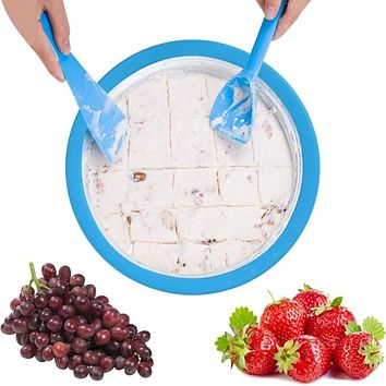 Instant Ice Cream Maker