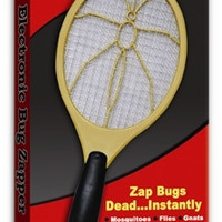 as seen on tv electronic bug zapper racket Case of 24