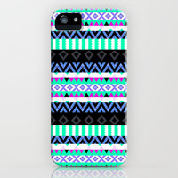 Mix #372 iPhone & iPod Case by Ornaart