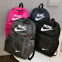 NIKE Fashion Women Men Travel Backpack Shoulder Bag Daypack