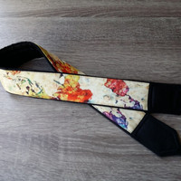 World Map Camera Strap. For Traveller. Craft Camera Strap. Nikon Camera Strap. Camera Accessories