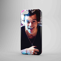 Funny Face Harry Styles iPhone Case Galaxy Case 3D Case