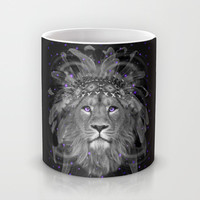 Don't Define Your World (Chief of Dreams: Lion) Tribe Series Mug by soaring anchor designs ⚓ | Society6