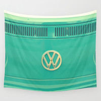 Groovy VW Wall Tapestry by RDelean