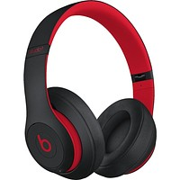 Beats Solo 3 Wireless Classic Cool Magic Sound Bluetooth Wireless Hands Headset MP3 Music Headphone with Microphone Line-in Socket TF Card Slot Black