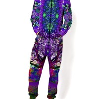 Limited Edition Purple Trip Tree Onesuit