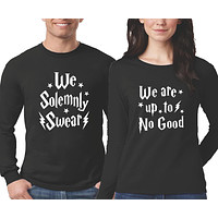 Couples Halloween Costume Ideas - Long Sleeve T shirts
