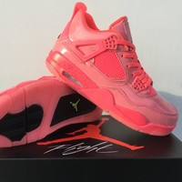 "Air Jordan 4 NRG ""Hot Punch"" Sport Shoes"