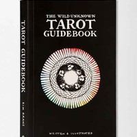 The Wild Unknown Tarot Guidebook By Kim Krans- Assorted One