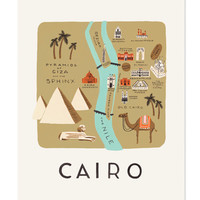 Rifle Paper Co. - Cairo Print
