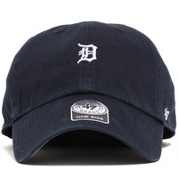 Detroit Tigers Abate Clean Up Unstructured Strapback Hat Navy