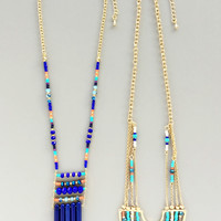 Magical Gypsy Necklace Set