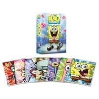 Spongebob Squarepants: The First 100 Episodes (14 Discs)