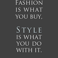 fashion & style | via Facebook