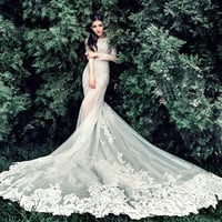 sexy women wedding dresses