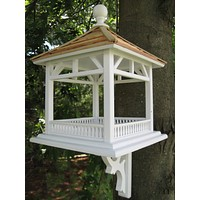 Open Gazebo Bird Feeder