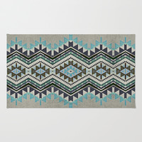 sea stones Rug by SpinL