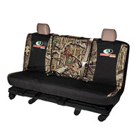 Mossy Oak Camo Switch Back Bench Seat Cover