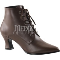 Victorian Ankle Boots - FW2134 by Medieval Collectibles