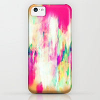 Electric Haze iPhone & iPod Case by Amy Sia