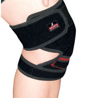 Kneepad, Health Support, Adjustable Pads, Roller Skate Skateboard Skating And Skiing Anti Falling Protector (ooSport ja003) (Size: One Size) = 1933047876