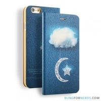 Designer Art Wallet - iPhone 6 Case
