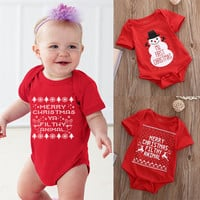 Baby Holiday Onesuit, Boy/ Girl, 2 Styles to Choose From!