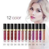 Matt Lip Stick Lip Gloss [10462632852]