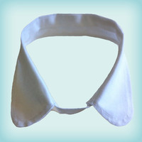 White Peter Pan Collar for Cats and Dogs