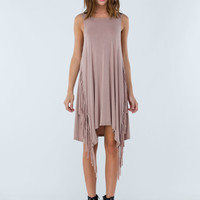 Knot Work Swing Dress