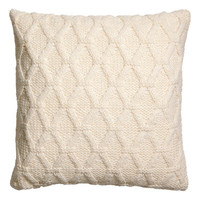 H&M Cable-knit Cushion Cover $24.99