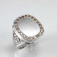Spectacular Hand Made Ring For Men by Gregoriandco on Etsy
