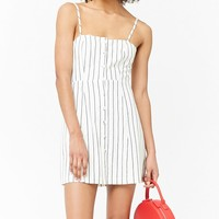 Striped Cami Mini Dress