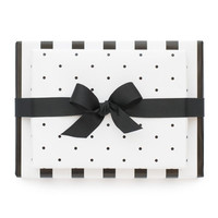 Sugar Paper Black and White Mix and Match Wrapping Paper