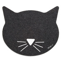 ModCloth Cats Purr Perfection Pet Place Mat
