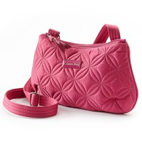 Donna Sharp Anne Quilted Crossbody Bag (Pink)
