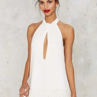 Nasty Gal Carousel Embroidered Dress