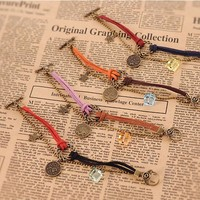 Shiny Hot Sale Gift Great Deal Stylish Awesome New Arrival Accessory Vintage Strong Character Bracelet [10417792660]