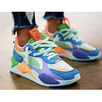 Nike Sneakers Sport Shoes RSX Puma
