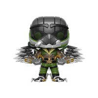 Funko Pop Vulture Spider-Man Marvel Action Figure 227 Vinyl Boxed Collectible