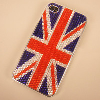 UK Flag Case for iPhone 4/4S