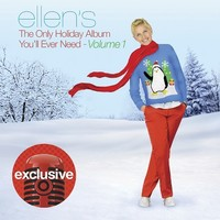 Ellen's The Only Holiday Album You'll Ever Need Volume 1 - Target Exclusive