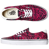 VANS ERA 59 VAN DOREN SHOE - TRIBAL BLUE