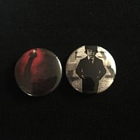 """THE OMEN 1"""" buttons"""