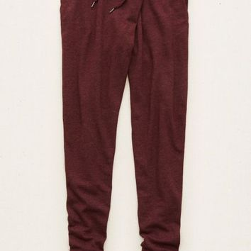 Aerie Women's Wrap Front Skinny Jogger