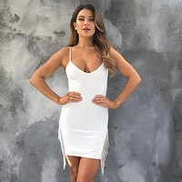 Dancing Queen Diamond Bodycon Dress