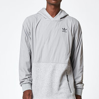 adidas Sport Luxe Mix Pullover Hoodie at PacSun.com
