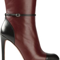 Marc By Marc Jacobs buckled ankle boots