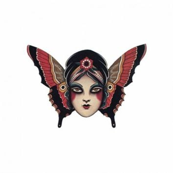 Tattoo You Temporary Tattoo - Butterfly Art