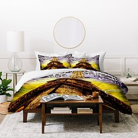 Amy Smith France Two Duvet Cover